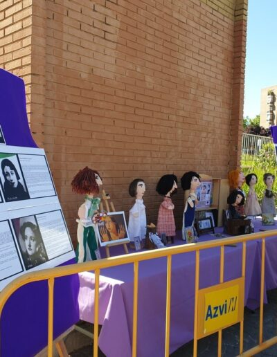 Exposición de Marionetas