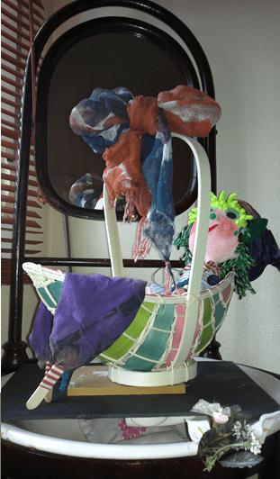 marioneta personalizada par regalo