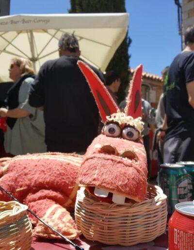 "Marioneta ""LOS VIAJES DEL BURRO PEPE"""