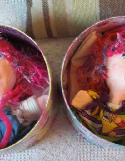 marionetas personalizadas artesanales para regalo original y único