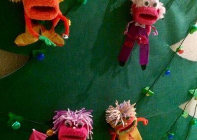 Marioneta Elfo 2